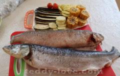 Рыба для гриля