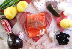 Вкуснота для рыбного салата