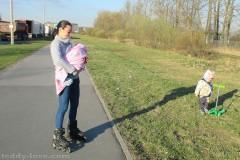 Воспитание двоих детей в семье, старший и младший