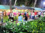 По вечерам в парке в Сайгоне , Хо Ши Мин, Вьетнам