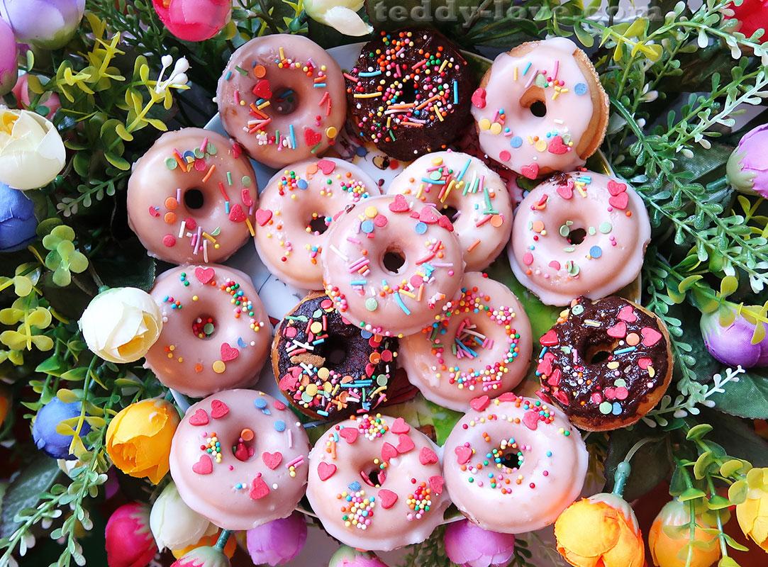 Пончики из творога для мультипекаря — photo 6