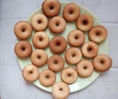 Пончики готовы)