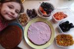 Как сделать вкусный и полезный торт за 5 минут, рецепт торта из сухофруктов