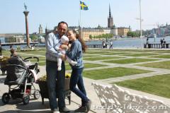 Путешествие с ребенком, паром СПБ-Хельсинки-Стокгольм-Таллин-СПБ, круиз с малышом