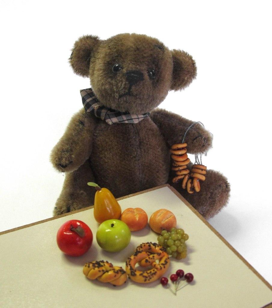 Медведь- Екатерина Белянкина
