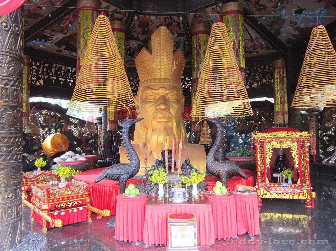 Храм Кинг Хунга