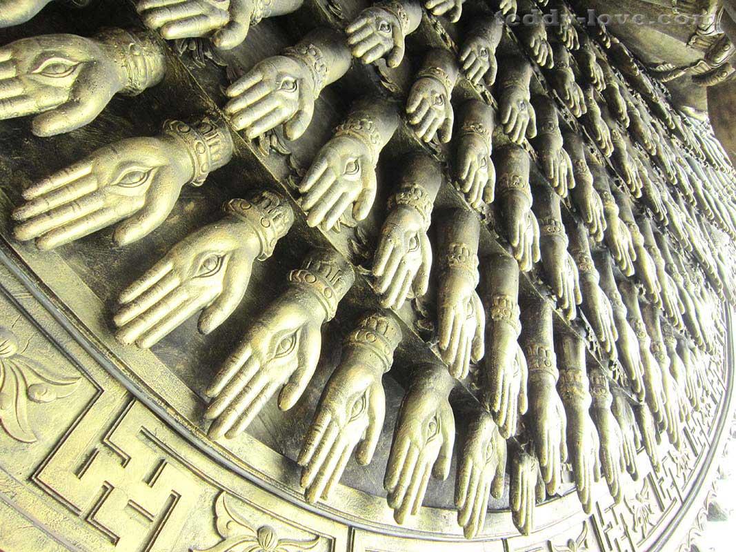 Руки богини