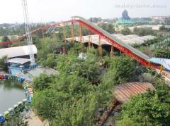 Suoi Tien парк развлечений Хошимин отзыв, чем заняться в Хошимине, с детьми во Вьетнам