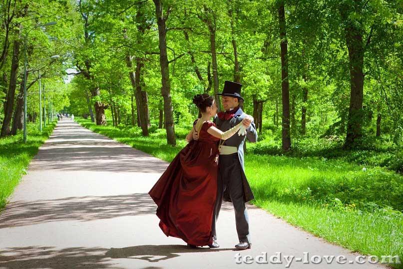 Станцевали любимое танго, не удержались