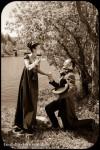 Свадьба в исторических костюмах, прокат костюмов для свадьбы