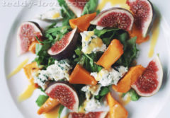 Салат с рикоттой