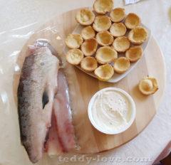 Все, что нужно для тарталеток с рыбой) Песочные корзиночки своими руками