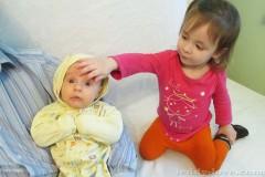 Воспитание двоих детей