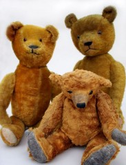 """Ideal Novelty and Toy Co"", morris_michtom, История мишки Тедди, teddy bear history"