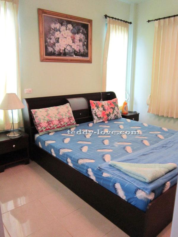 Одна из спален. Наш дом на Самуи