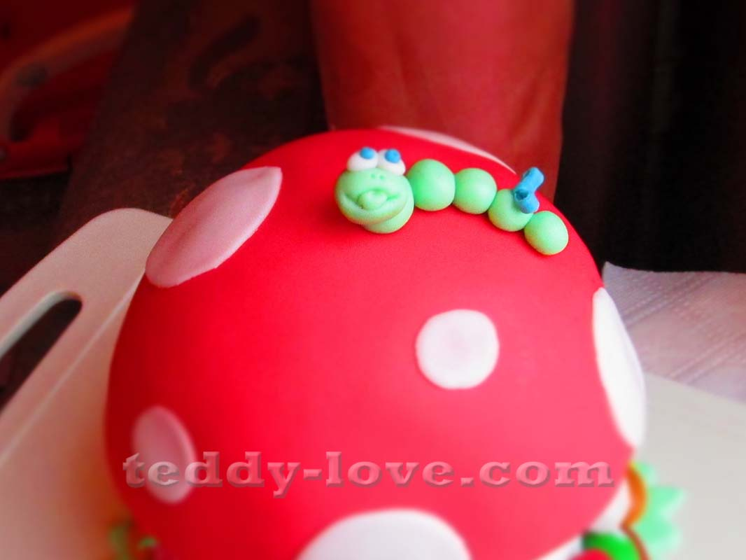 Торт из мастики своими руками с пошаговым фото 868