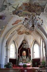 церковь Сант-Андреа, Достопримечательности Южного Тироля
