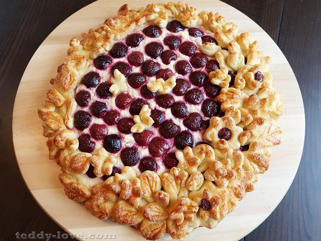 Осетинские пироги рецепты пошагово с яблоками рецепт 95