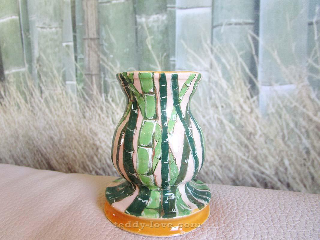 Вот моя первая ваза готова!