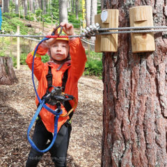 отзыв о Норвежском парке, веревочный парк орех отзыв