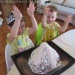 как сделать вулкан с детьми своими руками из соды и уксуса пошаговый мастер класс
