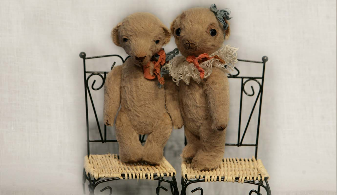 Выставка мишек Тедди и не только!