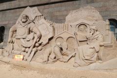 Фестиваль песчаных скульптур 2017 отзыв