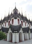 Wat Ratchanaddaram – Храм Ратчанадарам, Бангкок , достопримечательности Бангкока, как найти храм