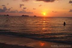 Самые красивые закаты на Самуи, пляжи самуи