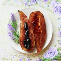 Запеченная груша рецепт с фото в духовке груша с корицей