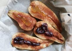 Посыпаем корицей и медом - фруктами по желанию