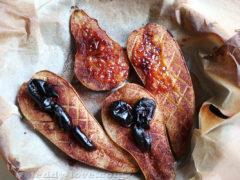 Запеченные груши в духовке готовы!
