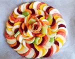 Красиво запеченные овощи в духовке Рецепт с фото!