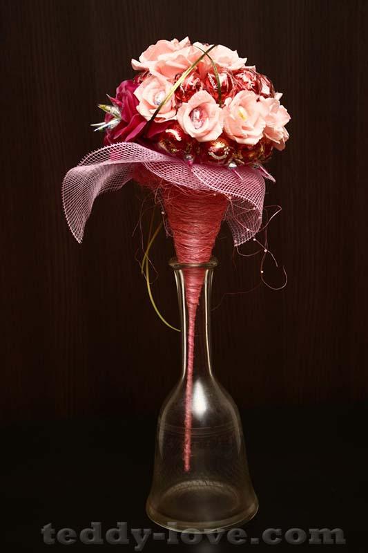 Как составлять букеты на свадьбу